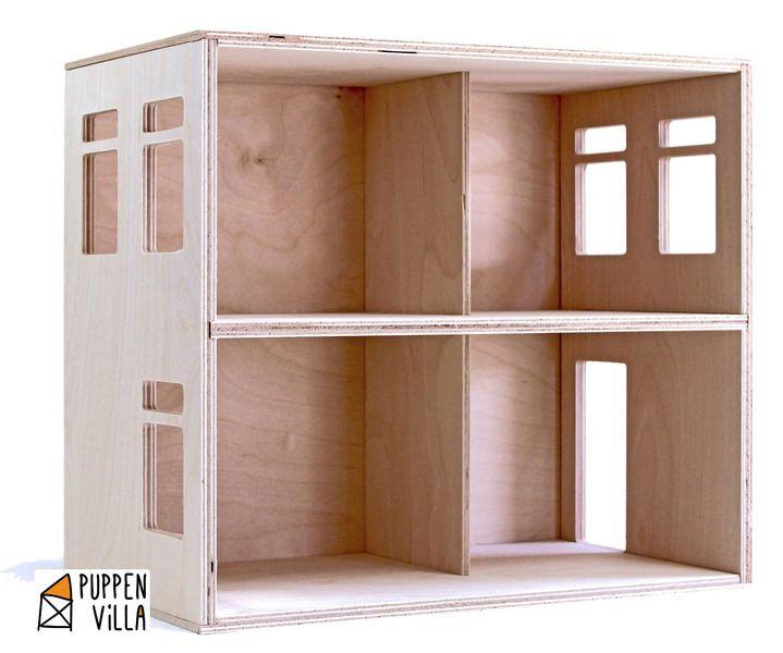 die besten 20+ puppenhaus bausatz ideen auf pinterest, Moderne