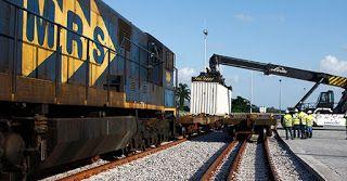 Pregopontocom Tudo: Maior trem de contêineres é marco importante para a carga geral...