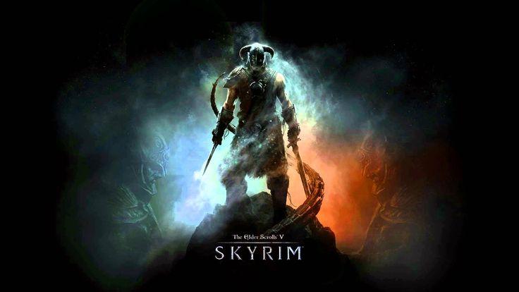 #Skyrim Soundtrack - Night Theme 1