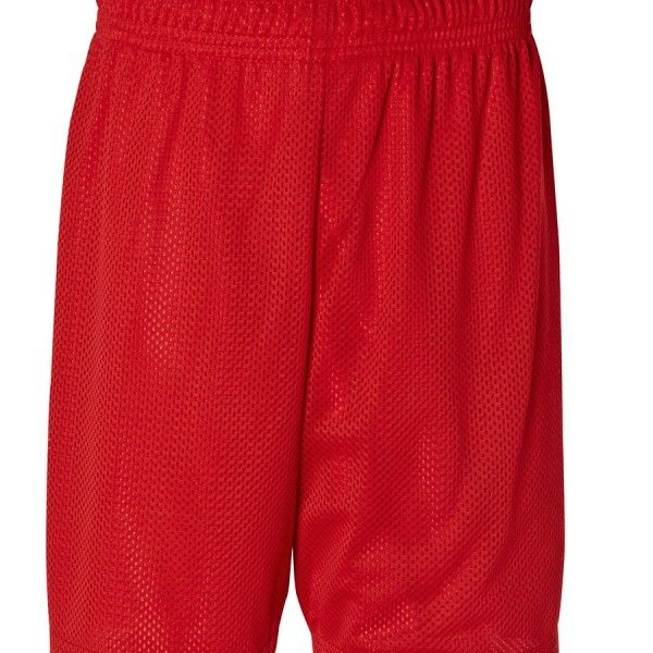 KIDS AND ADULTS BASKETBALL SHORT  . 100% Polyester for durability  . 140gsm mesh fabric  . Maroon available in adults size only