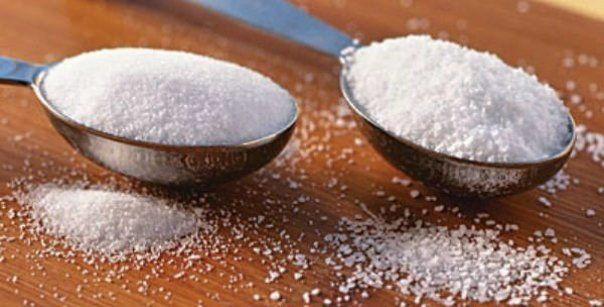 Alunga insomnia cu un amestec care combina zaharul cu sarea