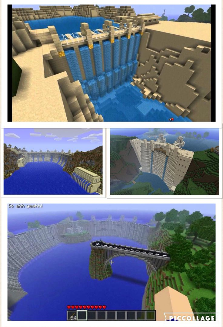 1048 Best Minecraft Builds Images On Pinterest