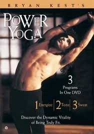 Bryan Kest's Power Yoga dvd has 3 yoga routines that are all tough and great.  I've tried his more recent yoga dvds and still love this one the most.