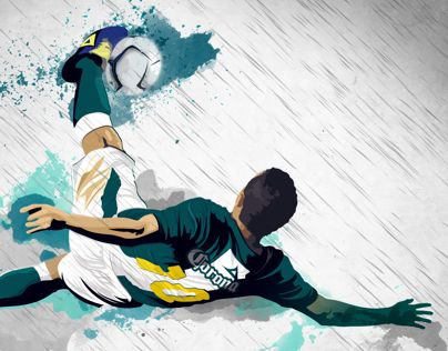 Club Leon // Illustration Serie