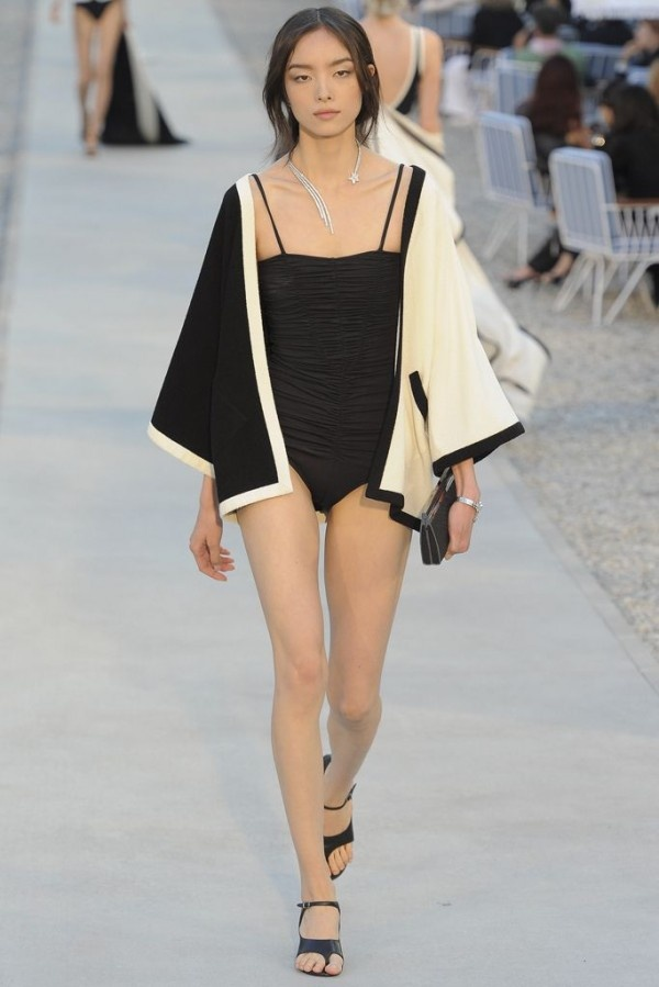 26 Best Images About Chanel Bathing Suits On Pinterest
