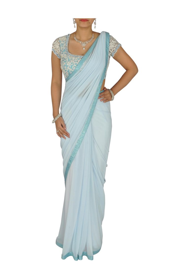 Versatile Variety and Alluring Creation of Party Wear Sarees