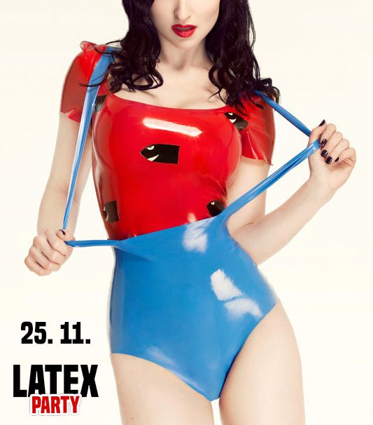😈 In less then 2 hours Latex Party starts in Atlas Gogo! Get your mood, friends and come to our club party with latex girls on highest heels you can imagine! 🔥