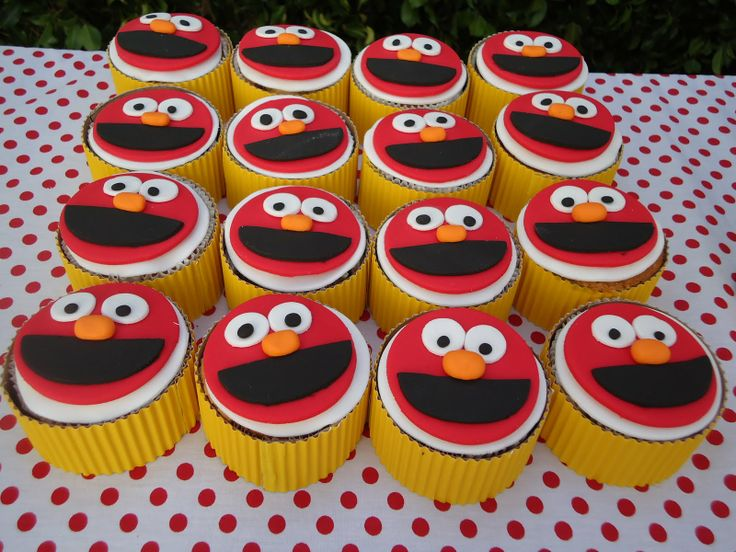 Elmo Party « kids party themes, birthday party ideas, party recipes, party games – The Speckled Freckle Party Place