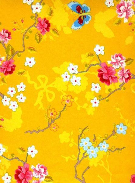 Chinese Rose Yellow 386034 - Seinäruusu - Verkkokauppa Eteinen