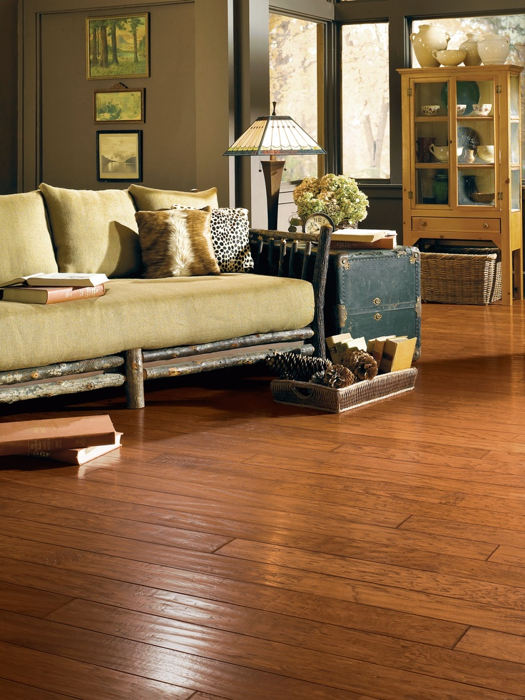 High Quality Hickory Sunset Brown From The Mesa Verde Collection By Harris Wood