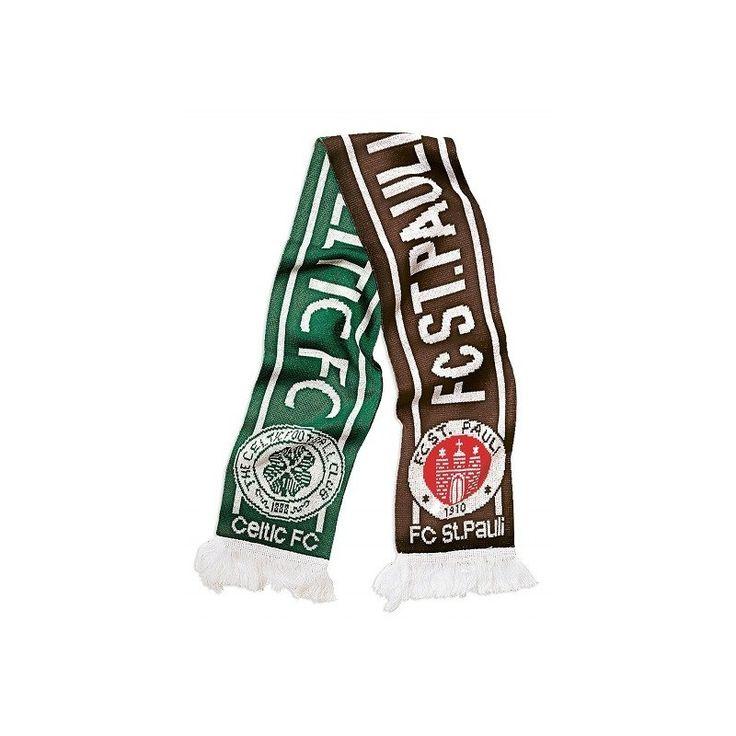 St. Pauli St. Pauli - Celtic scarf
