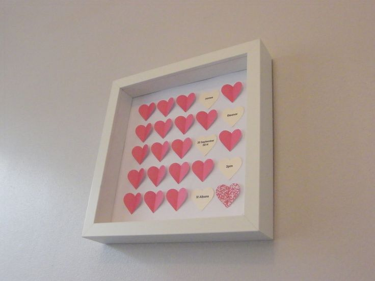 Home / Frames-by-Erika. Personalised frame to celebrate a wedding, engagement or anniversary
