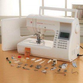 Macchina per cucire Singer Quantum Stylist 9960 - Nata per farti creare, divertire e realizzare.