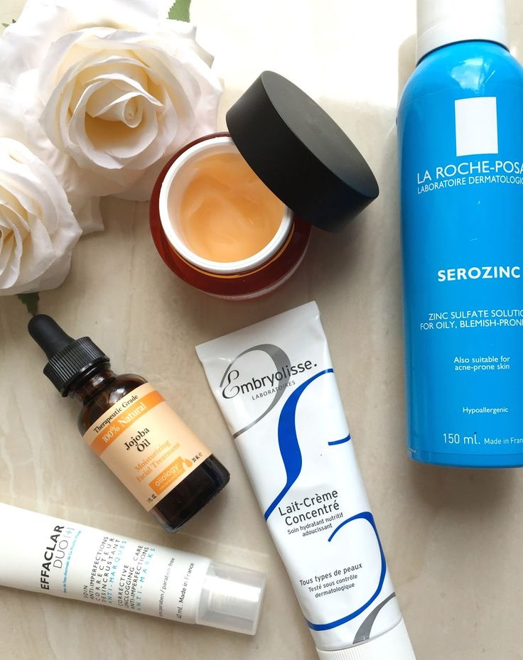 SKINCARE FOR CLEAR SKIN