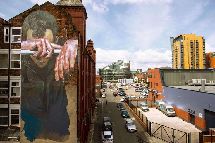 'CITIES OF HOPE'  via Henrik Haven photography  [Birmingham, UK 2016]
