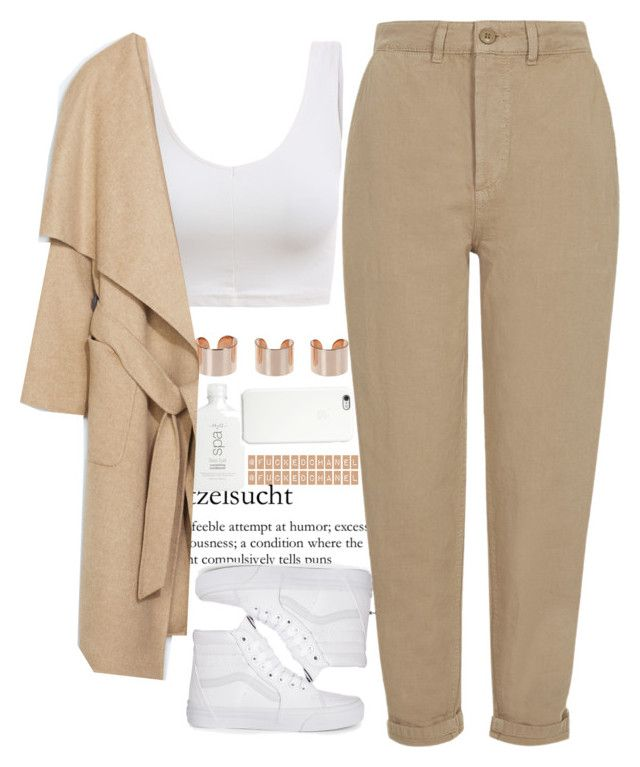 • Yehet. • by fuckedchanel on Polyvore featuring polyvore, fashion, style, Zara, Topshop, Vans, Maison Margiela and Black Apple