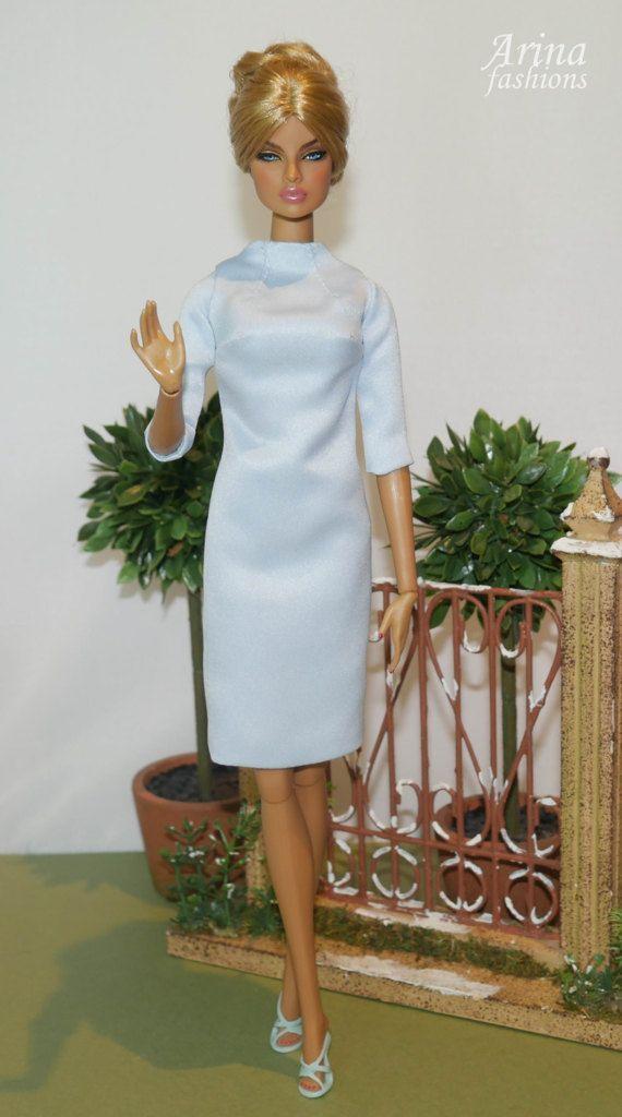 Melania Trump S Blue Ralph Lauren Outfit For 12 Quot Doll Ooak