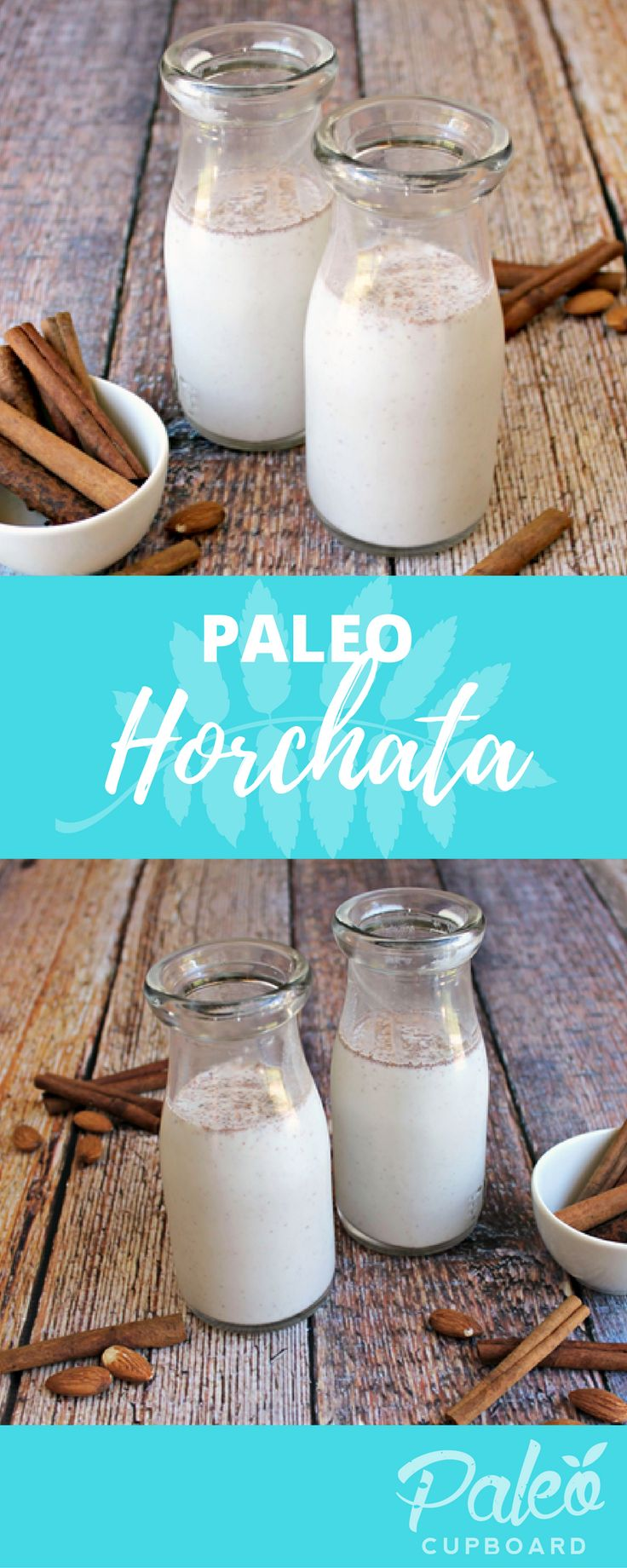 Paleo Horchata recipe - easy and refreshing drink that everyone will love!