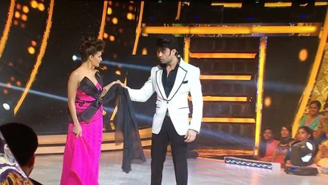 Whatte fun!!! @jacquelinef143 !!! #mp #dance #love #song #super #jhalak #jdj #always #happy #style #class