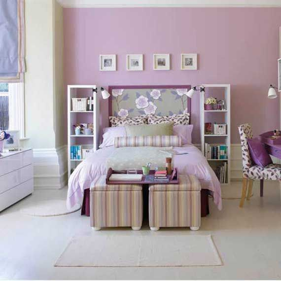 127 best The Little Girls Room Purple Theme images on Pinterest