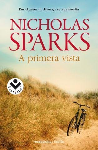 A primera vista - Nicholas Sparks comprar el libro en tu libreria online Buscalibre Chile