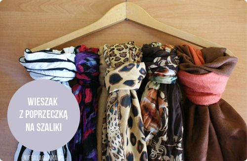 hanger, hanger for scarves