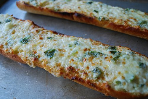 MY all time favorite cheesey garlic bread (black angus). I scour the world for the best kind. Love bread and cheese, great combination of both worlds