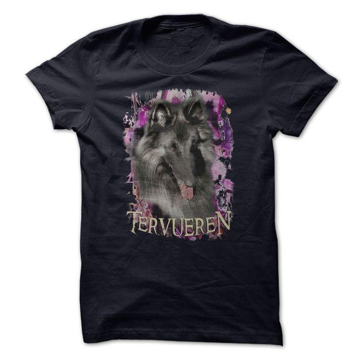 (Males's T-Shirt) Belgian Tervueren1 - Buy Now...