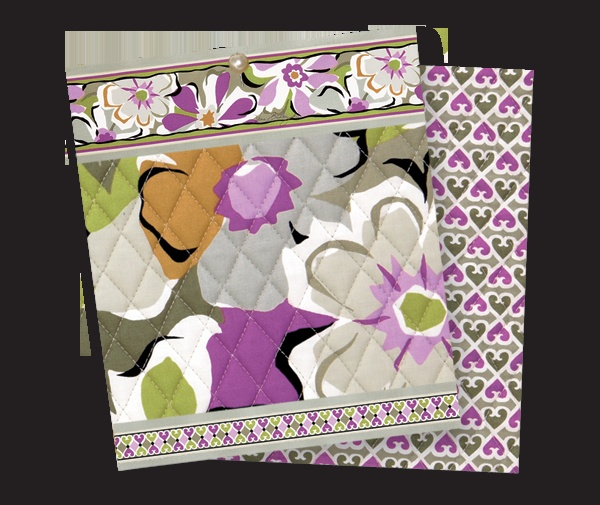 Portobello Road - New Vera Bradley pattern for Fall 2012!