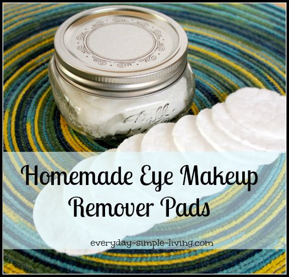 Homemade Eye Makeup Remover this should be like duh....  Why did I not think of it!?