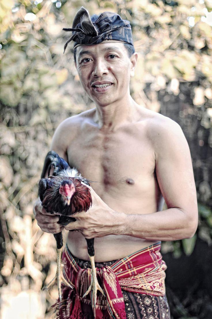 Bapak I Nengah Sudi, Karangasem 2015