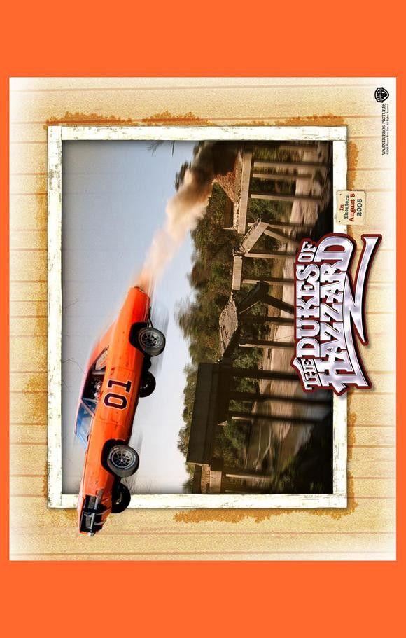 The Dukes of Hazzard 11x17 Movie Poster (2005)