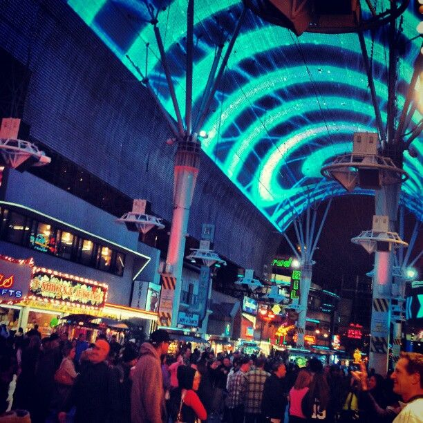Located in downtown las vegas the fremont street experience offer free nightly shows featuring a canopy of million lights with plenty of shopping and eats