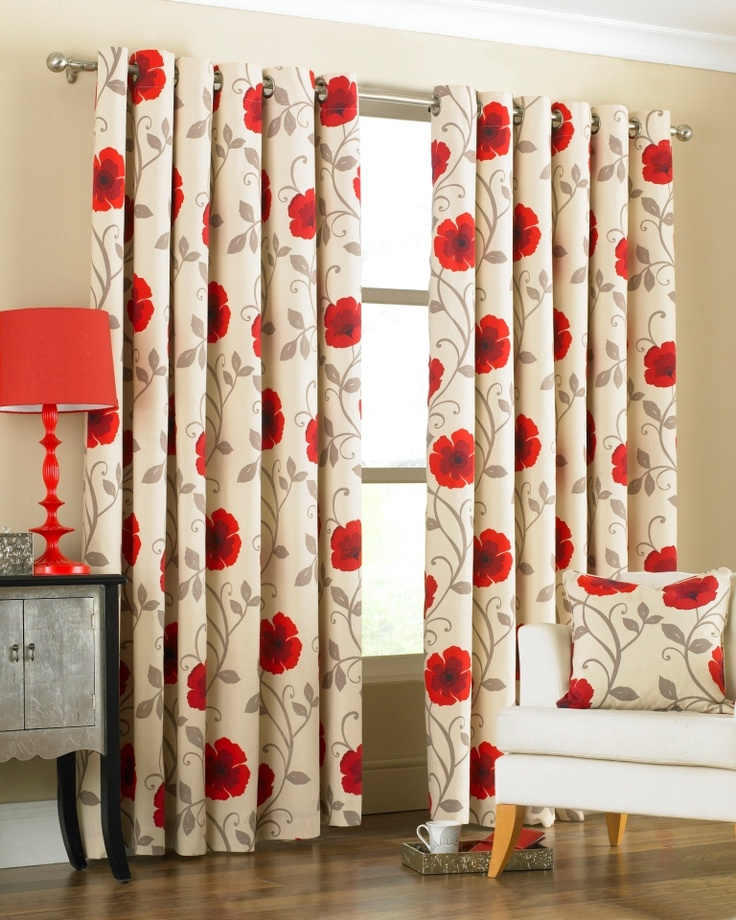 36 best Fabric & Curtains images on Pinterest | Sheet curtains ...