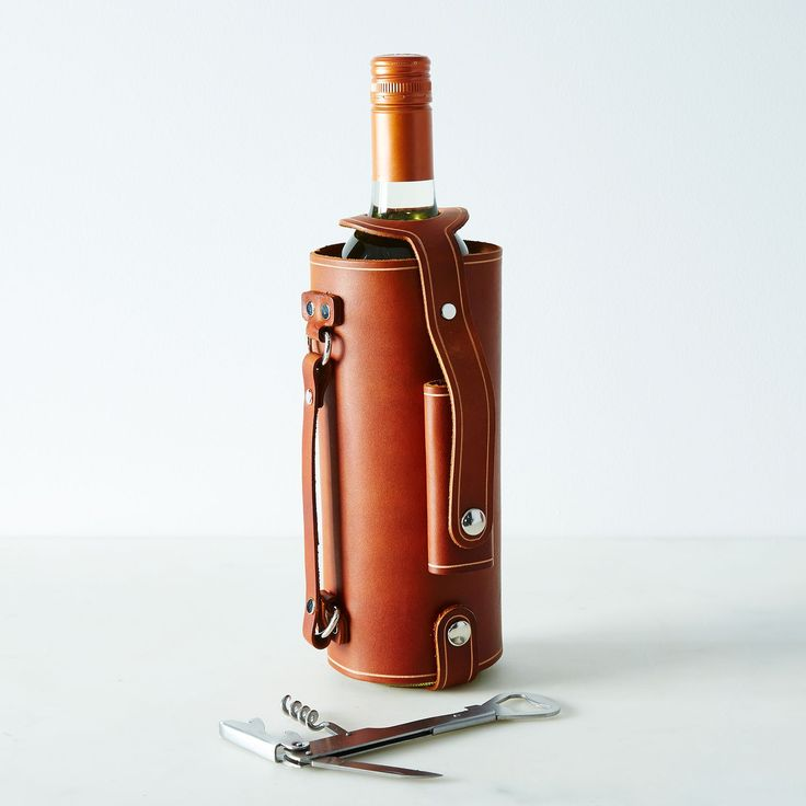 Leather-Handled Wine Carrier on Food52