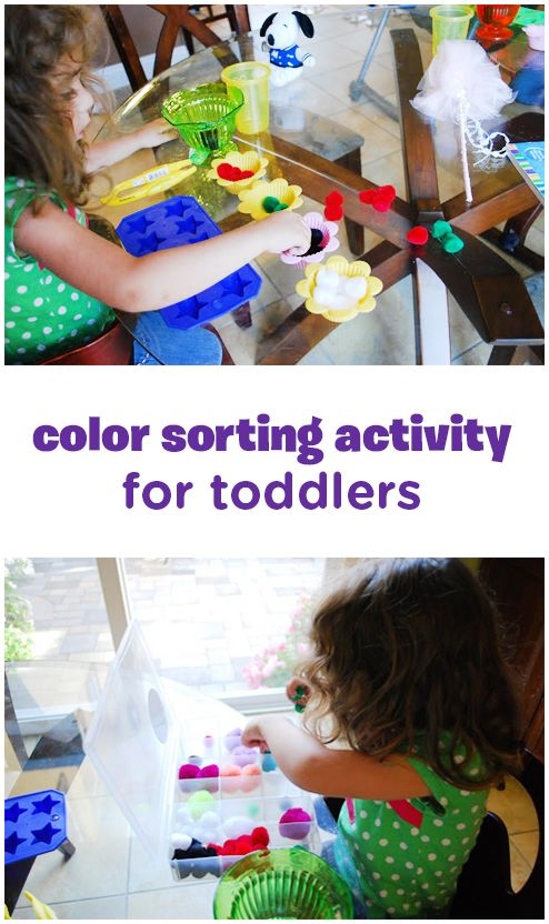 Never fear, simple and long-lasting entertainment is here! Keep your toddler occupied for the entire afternoon with these hassle-free and low-budget color sorting activities. Moms, rejoice—these activities are seriously so mesmerizing and perfect for some rainy spring afternoon fun.