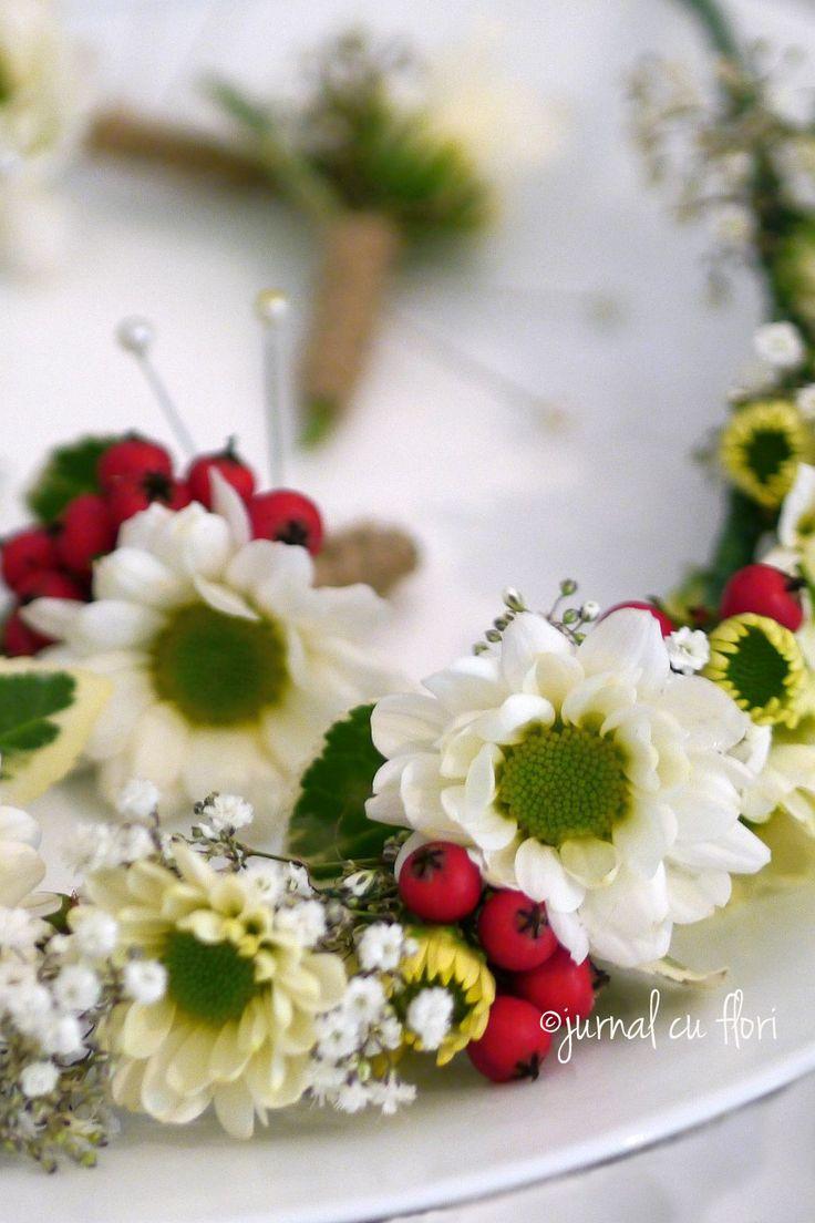 #coronitaflorinaturale #nuntatraditionala #coronitamireasa