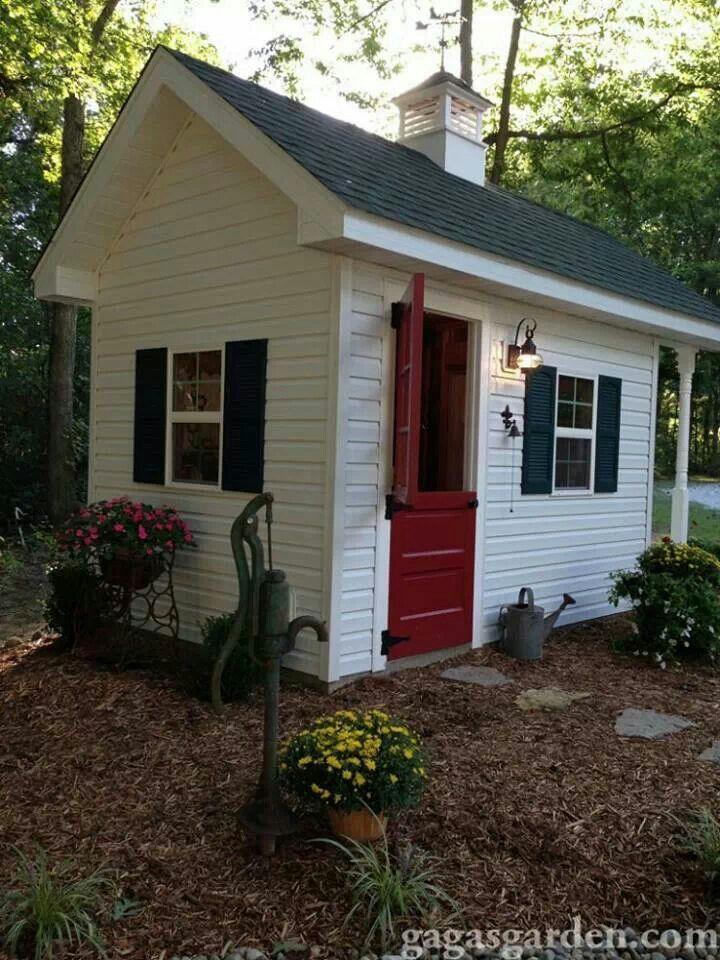Garden Sheds Houston 117 best garden sheds images on pinterest | garden sheds, potting