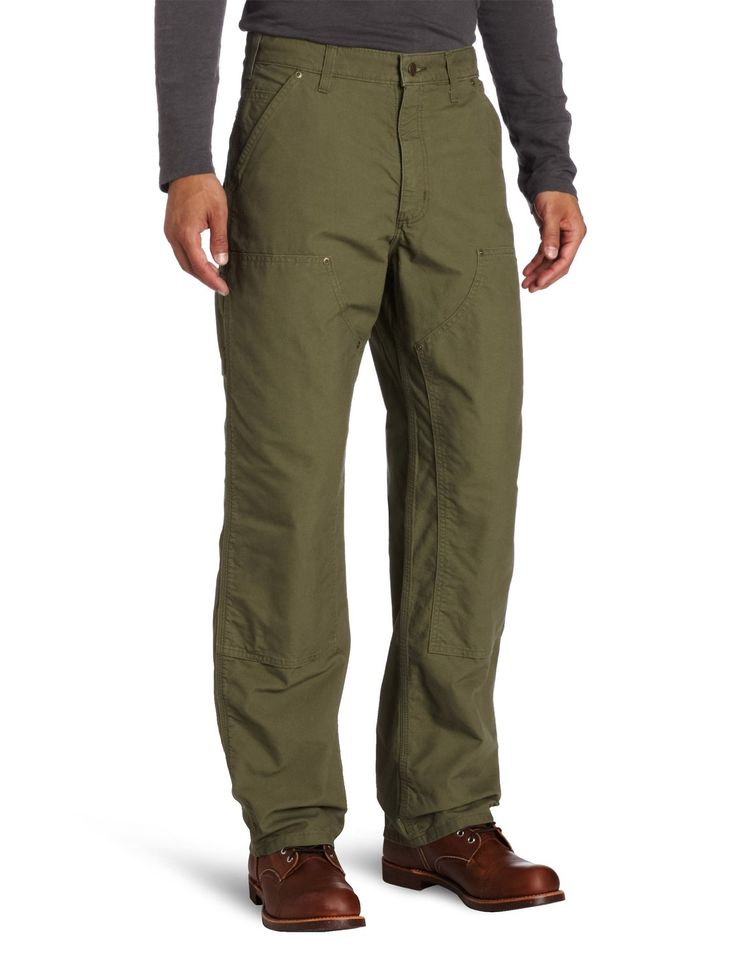 Carhartt Men's Double Front Canvas Work Dungaree >>> Amazing shoe product just a click away  : Carhartt Boots