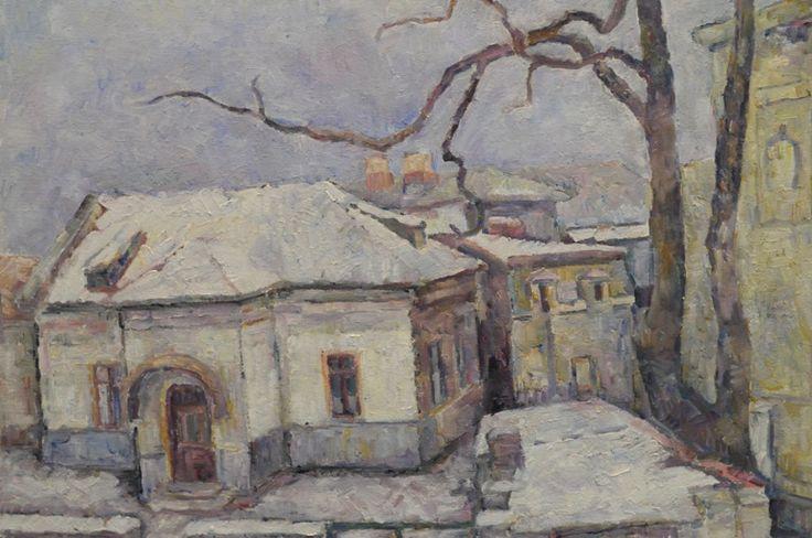 Iarnă pe strada I. L. Caragiale – Vasile Popa  2,833.00lei