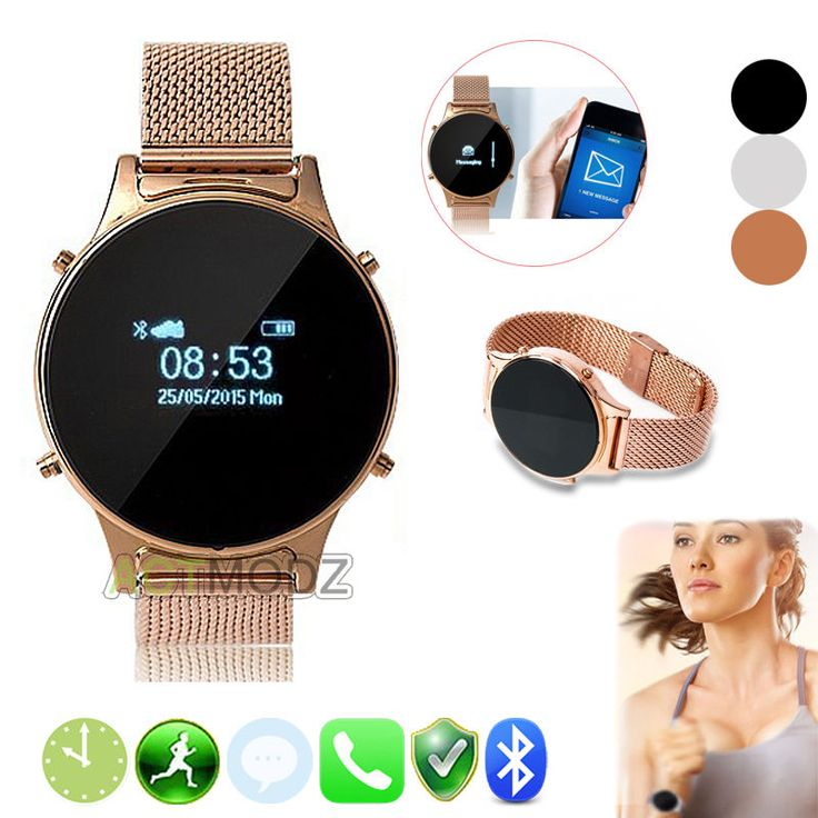 Smart Bluetooth Watch For Apple iPhone IOS Samsung LG Sony HTC Android Phone New #UnbrandedGeneric