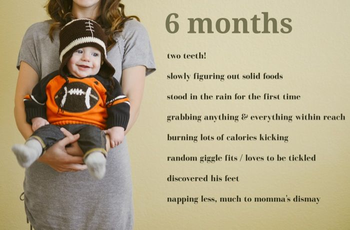 six months old Picture ideas, Ideas and 6 month olds