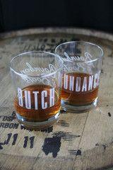 Thelma & Louise Whiskey Glass Set – Bourbon & Boots