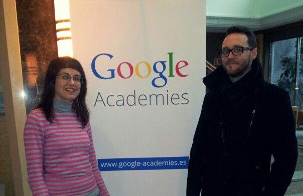 En la academia de Google con Lorena Molinero