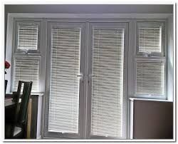 blinds for french doors u2013a way to secure and beautify your home