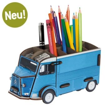 Werkhaus Shop - Stiftebox Citroen HY - Blau