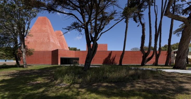 Museu Paula Rego_Cascais_Portugal (Arq. Souto de Moura)