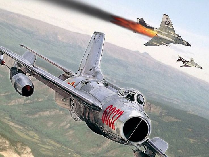I don't believe if it's real but is nice dogfight