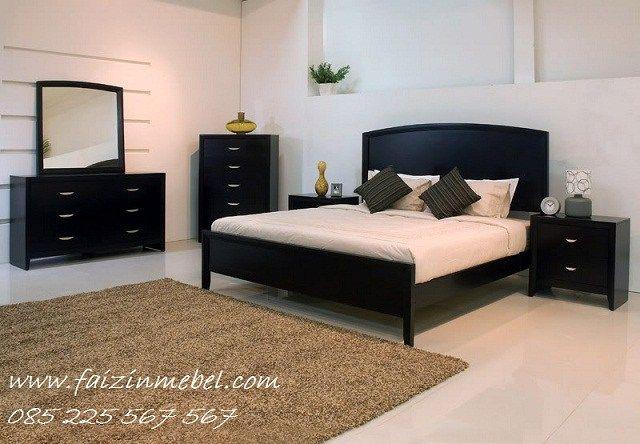 Harga Tempat Tidur Minimalis Murah Set Kamar Kayu Jati Jepara Modern Minimalist Bedroom Black Bedroom Furniture Minimalist Room Latest minimalist room set model