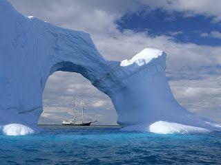 Důsledky pro životní prostředí Přechod do antarktických mořských ekosystémů - Mission Modrá